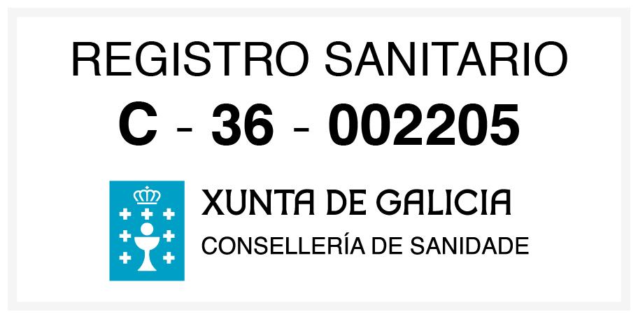 Certificado Registro Sanitario Os Bambáns Vigo
