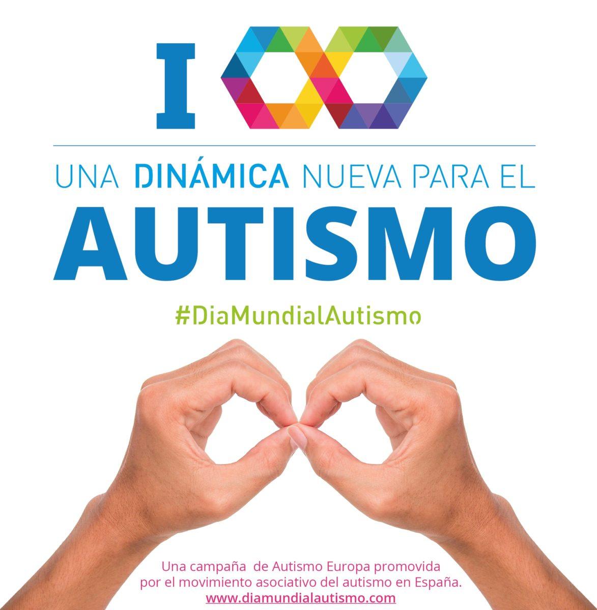 Cartel Día mundial del autismo
